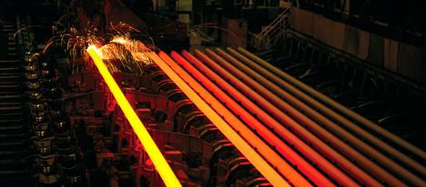 لوله فولادی تناریس