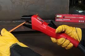برش لوله فولادی با دستگاه جوشکاری