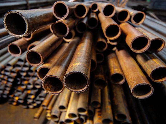 مزایاو مضرات اضافه کردن تیتانیوم به لوله فولادی