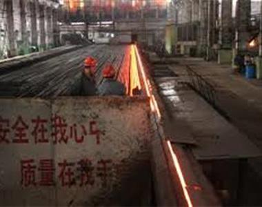 تولید فولاد چین با شیوع کرونا نزولی شد