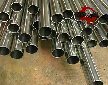 لوله فولادی جوشی ضدزنگ