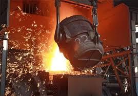 تولید روزانه ۱۳ هزار تن شمش فولادی