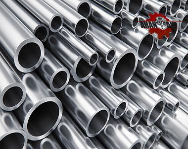 شناسایی لوله ای فولادی کم کیفیت
