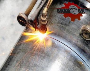 جوش اتصالات لوله فولادی چگونه است؟