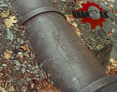 علت زنگ زدگی لوله فولادی و اقدامات پیشگیرانه